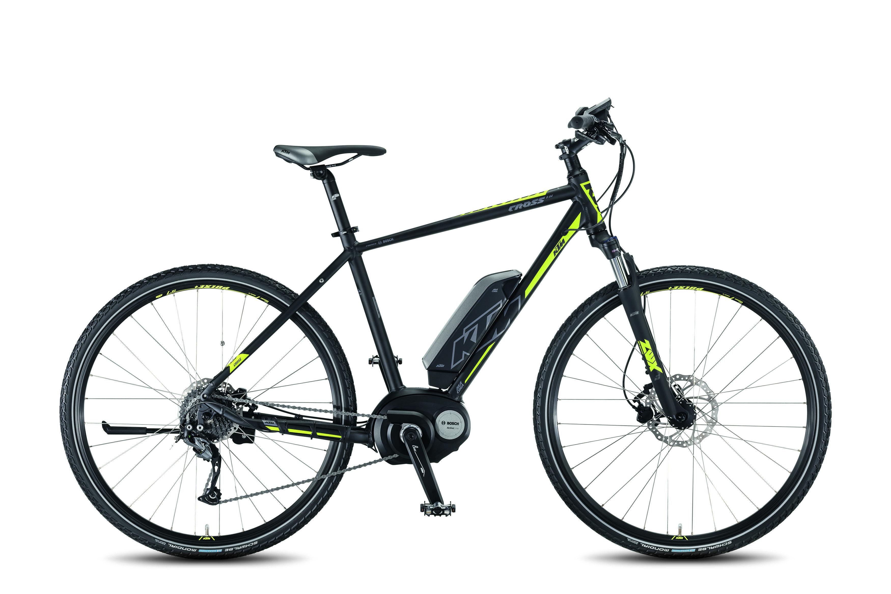 Macina Cross 9 A4 Pedelec Fahrrad