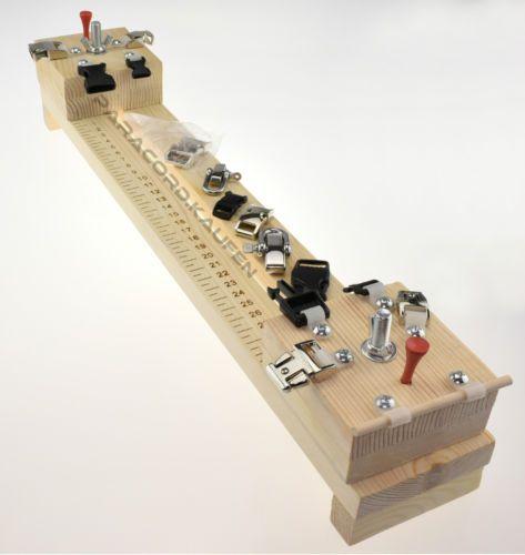 Paracord-JIG-Knuepfhilfe-fuer-Armband-aus-Holz Macrame - küche aus holz