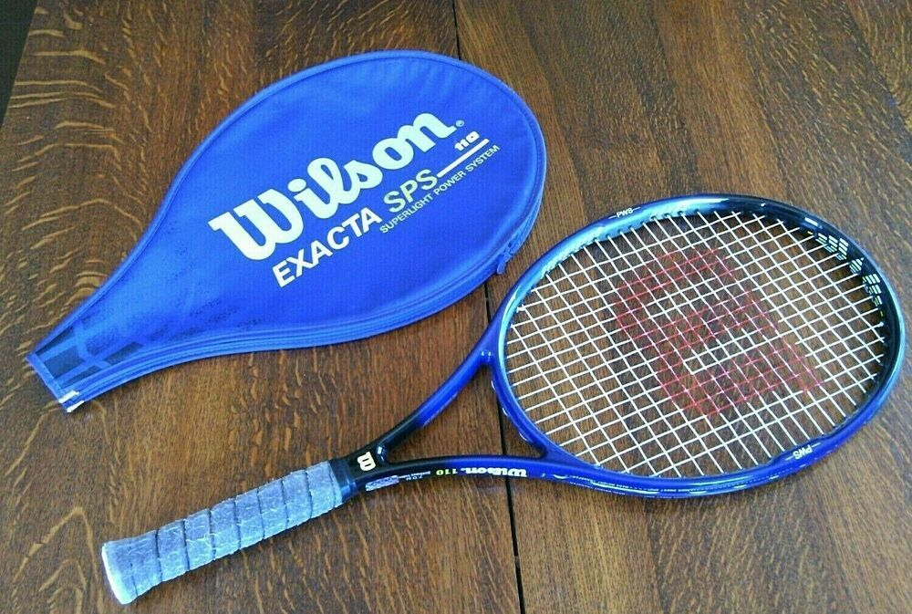 Wilson Exacta SPS 110 Tennis Racket 7.0 si Superlight