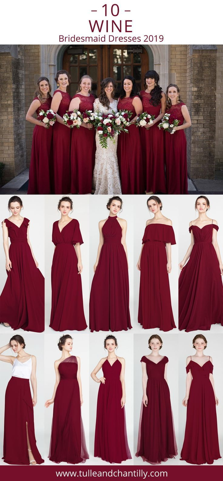 Long Short Bridesmaid Dresses 79 149 Size 0 30 And 50 Colors Wine Bridesmaid Dresses Fall Bridesmaid Dresses Winter Bridesmaid Dresses