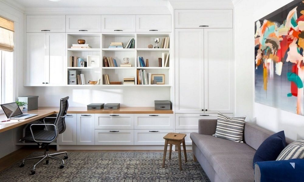 Guide to Home Office Design and Styles Hamptons Style