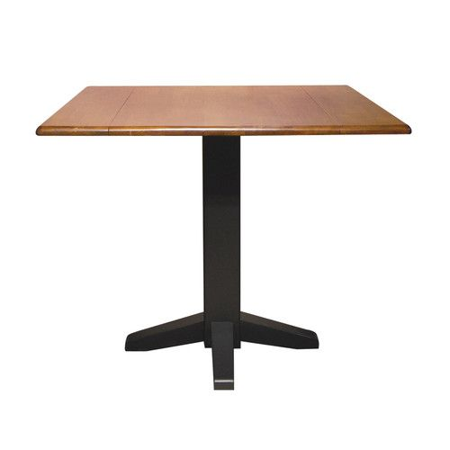 """Found it at Wayfair Square Dual Drop Leaf 36"""" Extentable"""
