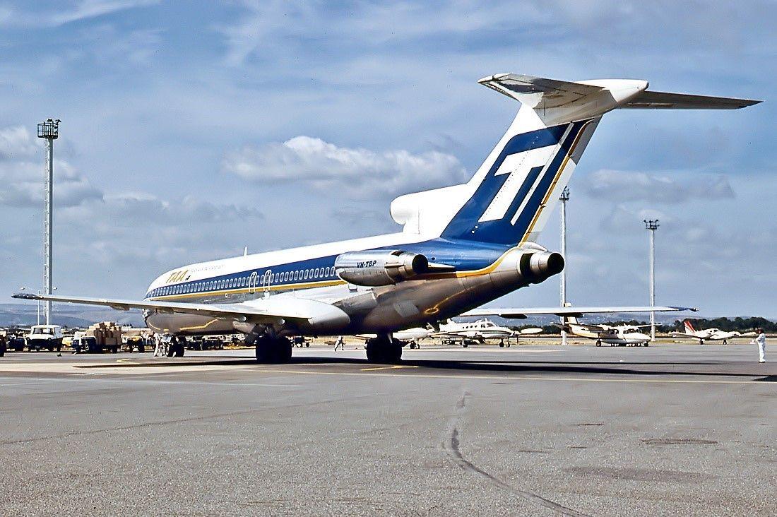 Trans Australia Airlines Boeing 727-276 (VH-TBP)