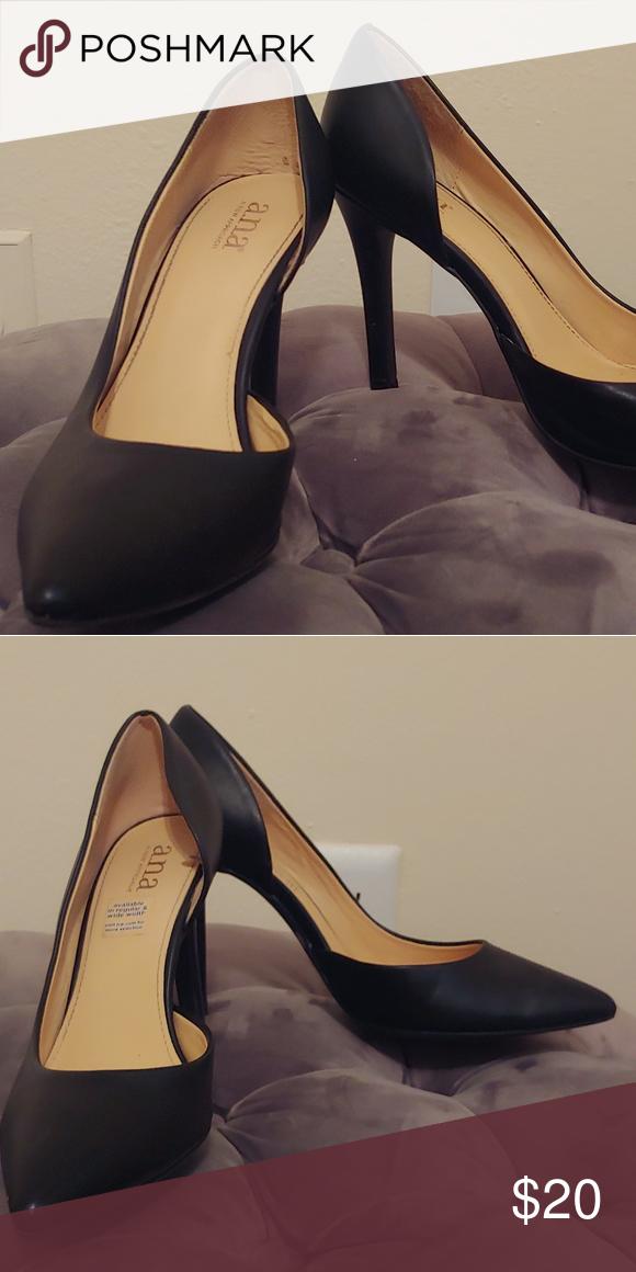 25da00fe0cb Black Pumps Ana Claire Black pumps. 4 inch high. Professional and sleek. Man