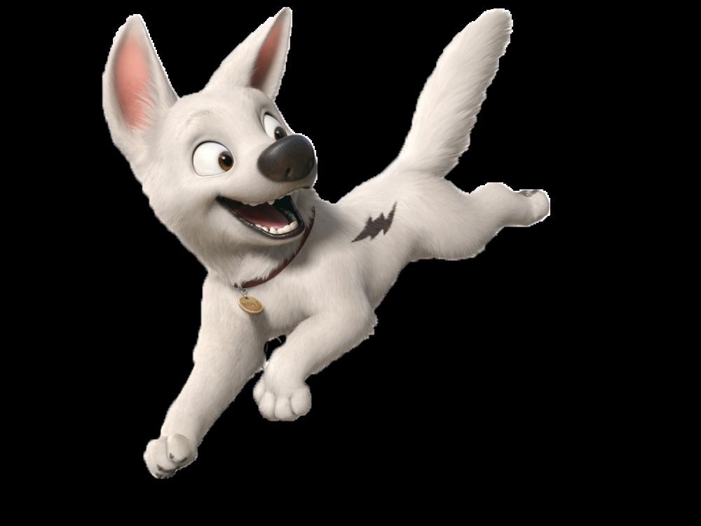 Disney S Bolt Photo Transparent Bolt Bolt Disney Bolt Characters Disney Dogs