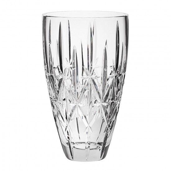 Sparkle 9in Vase Crystal Vase Waterford Crystal Vase
