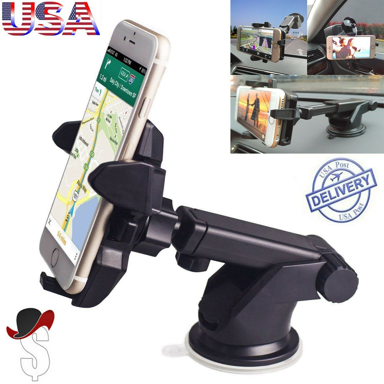 Pin On Car Phone Holder