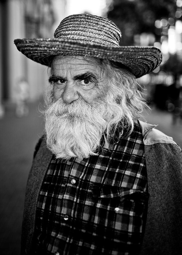 Street Portraiture | Travis Jensen Photography