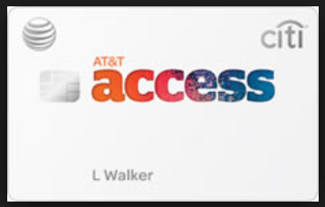 AT&T ACCESS MORE CITI CREDIT CARD LOGIN TO MANAGE YOUR ACCOUNT