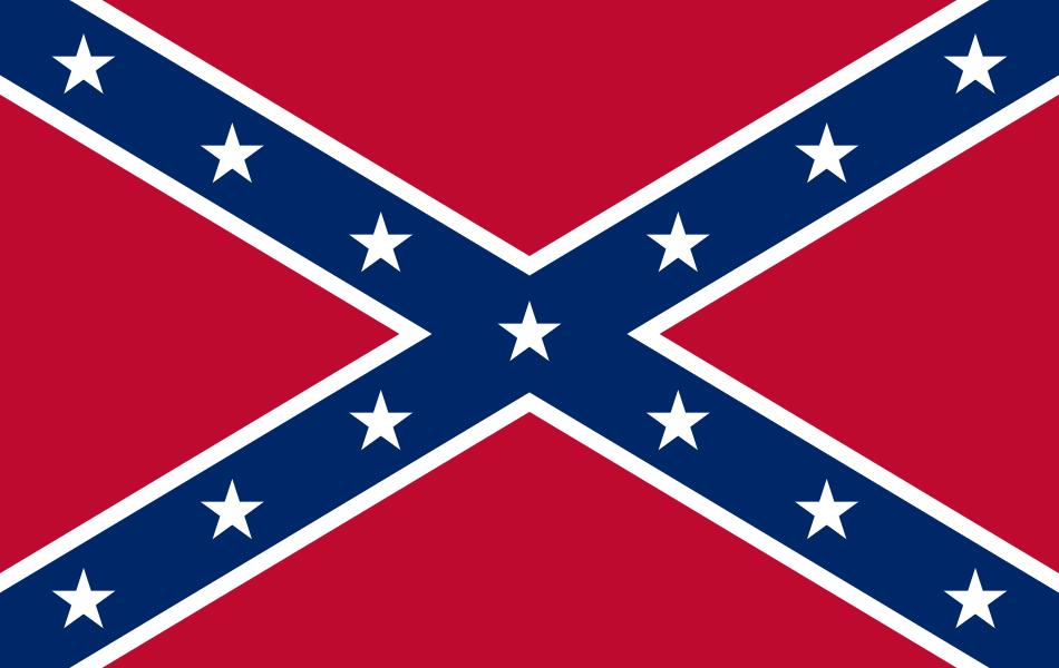 Confederate Rebel Flag - Wikipedia