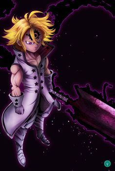 Meliodas vs Zeldris NNT Manga Cap 173-Estilo Anime by CrisZeldris1 on DeviantArt
