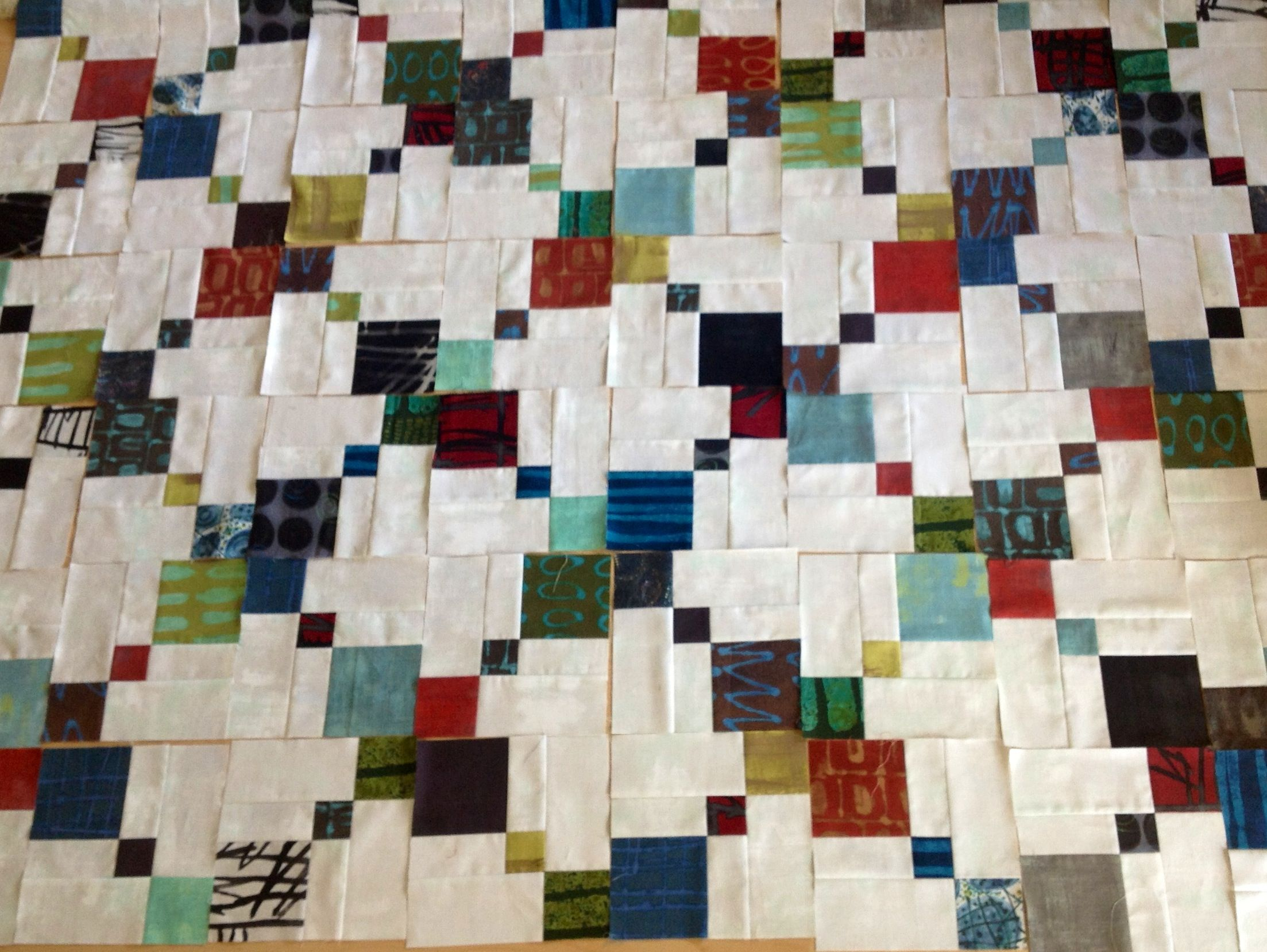 Disappearing Nine Patch Quilt Block | That is about all we have to ... : double nine patch quilt - Adamdwight.com