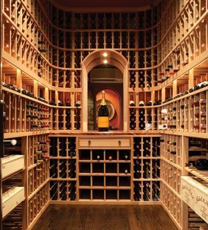well hello wine cellar - nice to see you!  Yes, please!