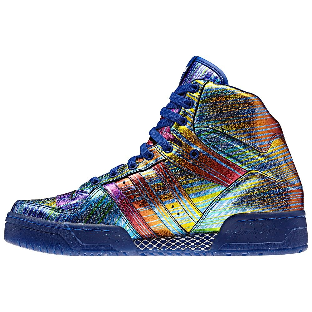adidas jeremy scott wings shoes regal purple