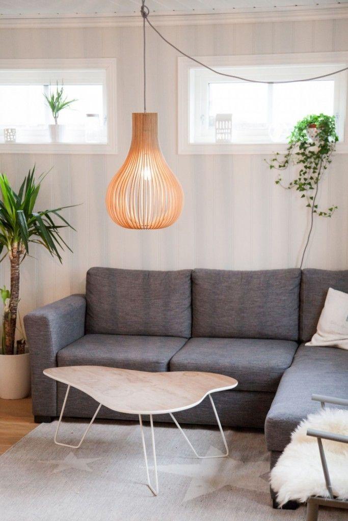 7deb9cfe Mindor - Flott trelampe til hjemmet, se mer belysning på www.lunelamper.no