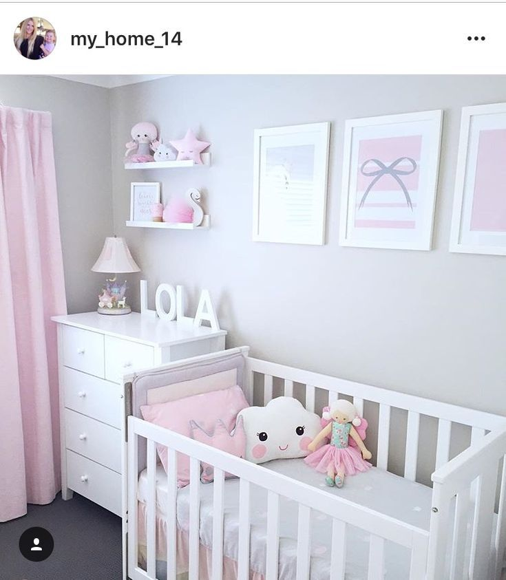 Babyzimmer, #babyzimmer en 2019 | Decorar habitacion bebe ...