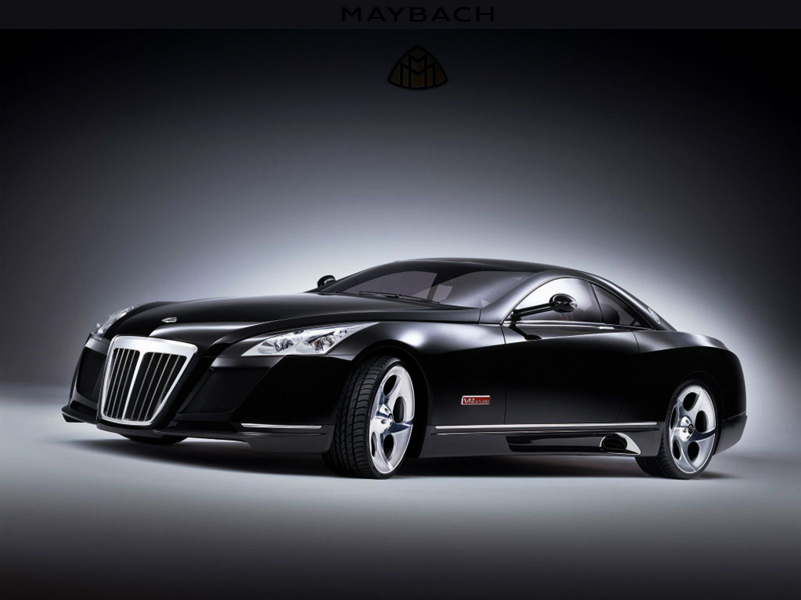 World Most Expensive Car Maybach Exelero Hd Wallpapers With