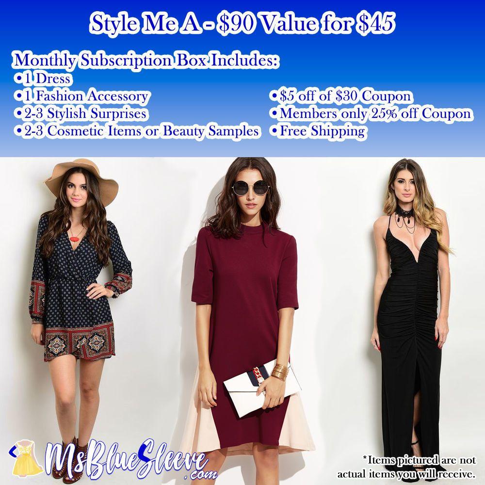 15 styles in 1 dress 5