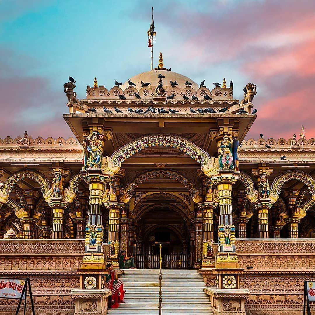 Shree Swaminarayan Mandir Kalupur is the first Temple of