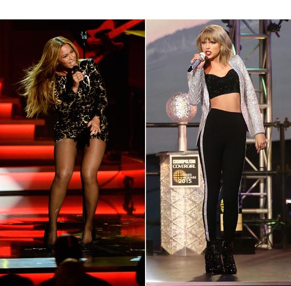 Taylor Swift & Beyonce: New Duet In TheWorks?
