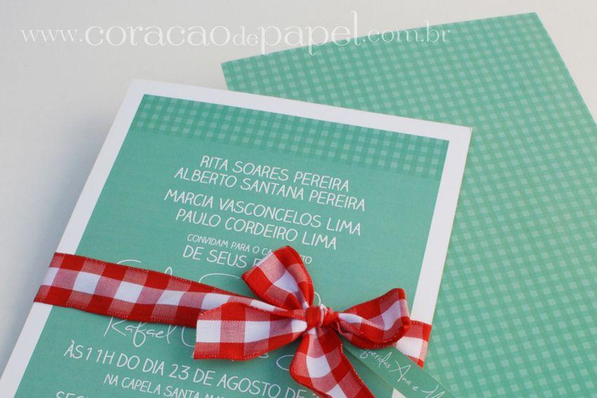 {PAPELARIA} 'Coração de Papel': design com amor #colherdechanoivas #coracaodepapel
