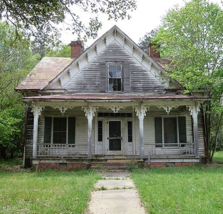 Abandoned in North Carolina Old abandoned houses
