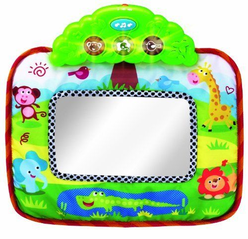 Winfun Musical Crib Mirror By Winfun. $17.99. Musical Crib Or Floor Mirror  Provides Activities