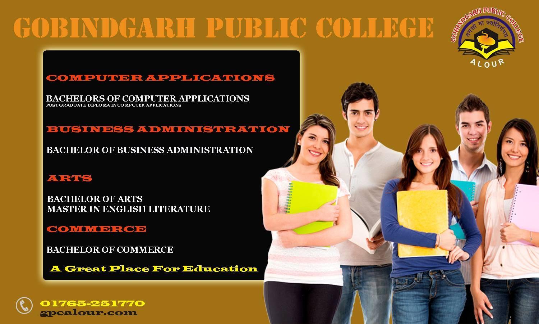 Join GPC For Better Career Prospective