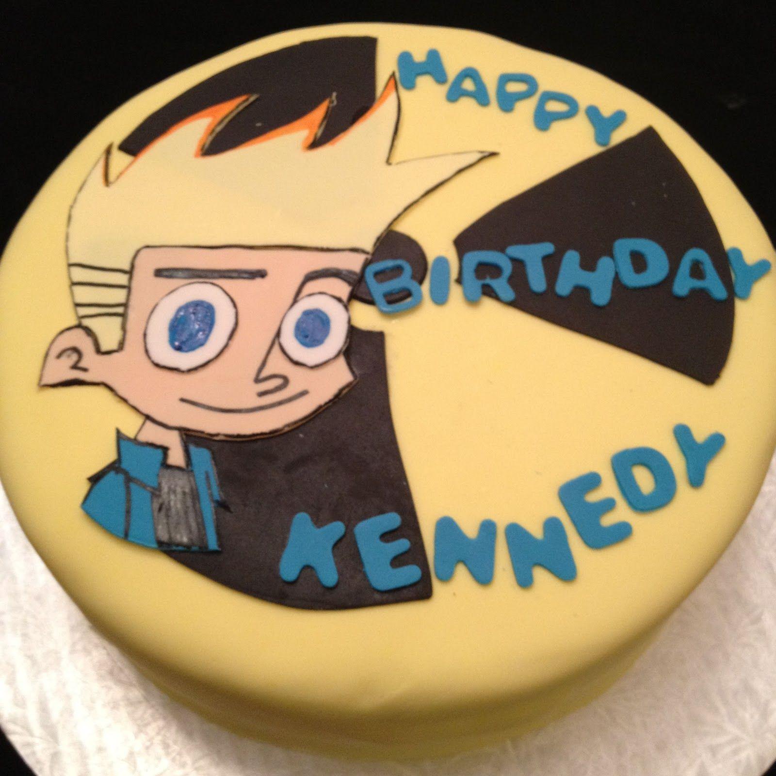 Cake Endeavours Johnny Test Birthday | Kids | Pinterest | Tortilla