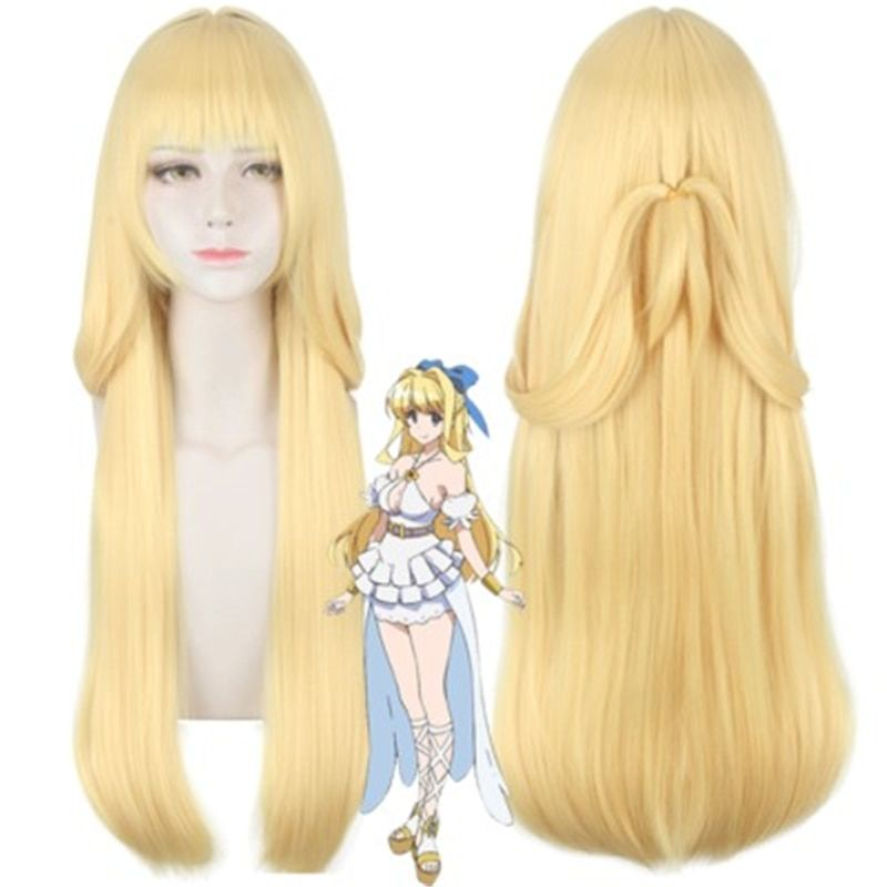 Anime wig the hero is overpowered but overly cautious