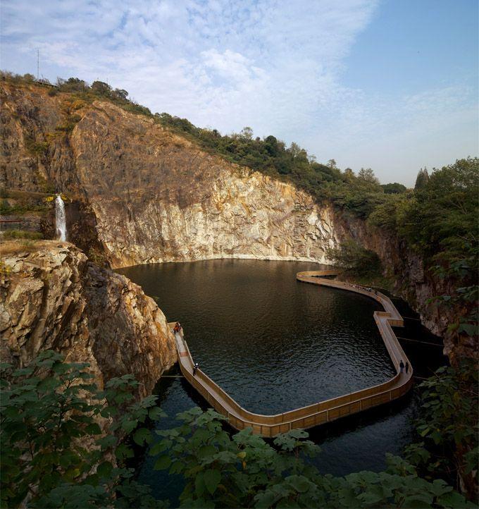 Botanical Garden in Shanghai #design #architecture #photography - El Rincón de Lombok