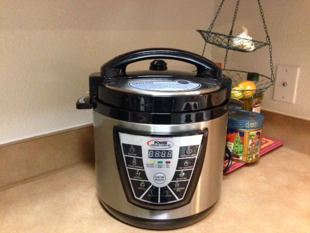 Cheesy Spaghetti & Meatball Recipe Cooking with the Power Pressure Cooker