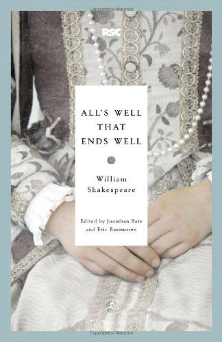 All's Well That Ends Well (Modern Library Classics) by Wi... https://smile.amazon.com/dp/0812969375/ref=cm_sw_r_pi_dp_x_To61xb277186M