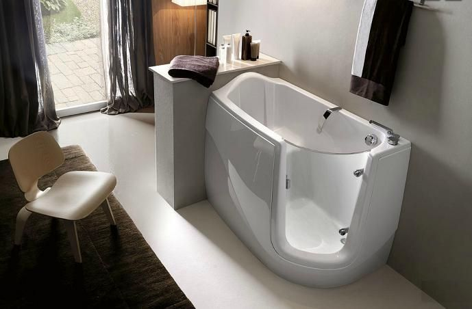 Easy access bath | TO BE HANDLED | Pinterest | Bath, Easy and ...