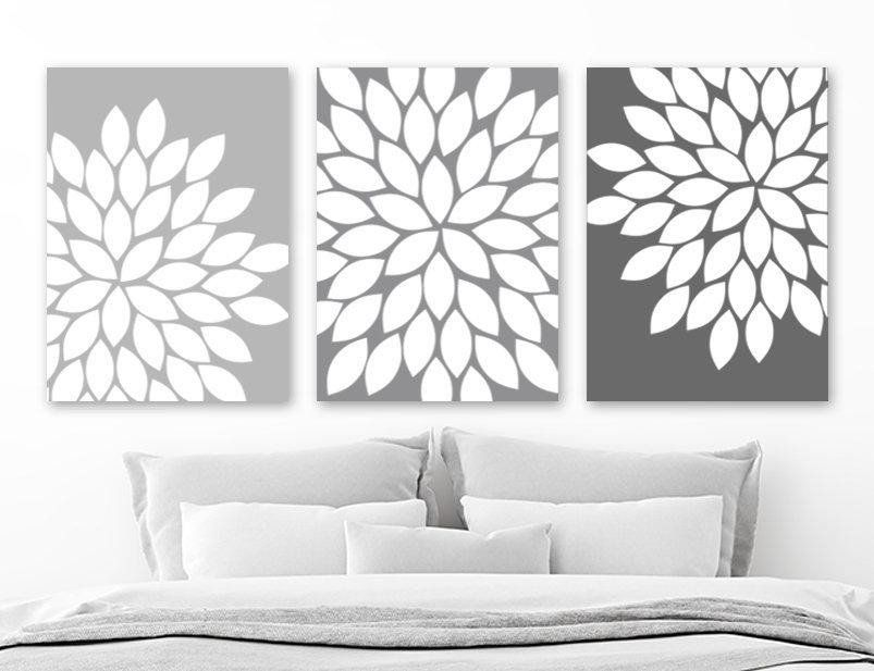 30 Black And White Wall Decor For Bedroom