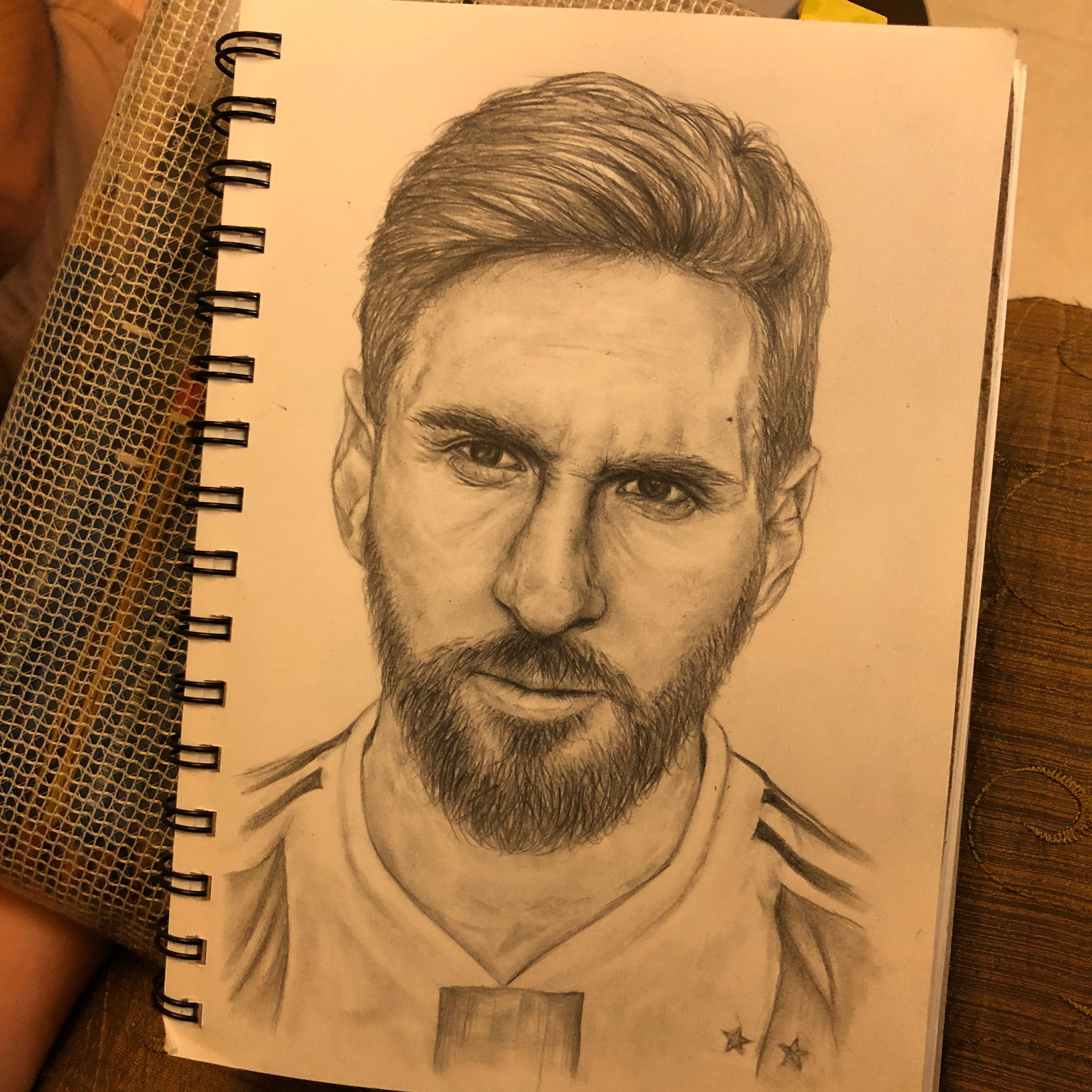 Lionel Messi | Pencil drawings, Male sketch, Drawings