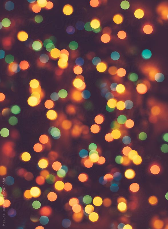 Colorful Lights Background by Mosuno
