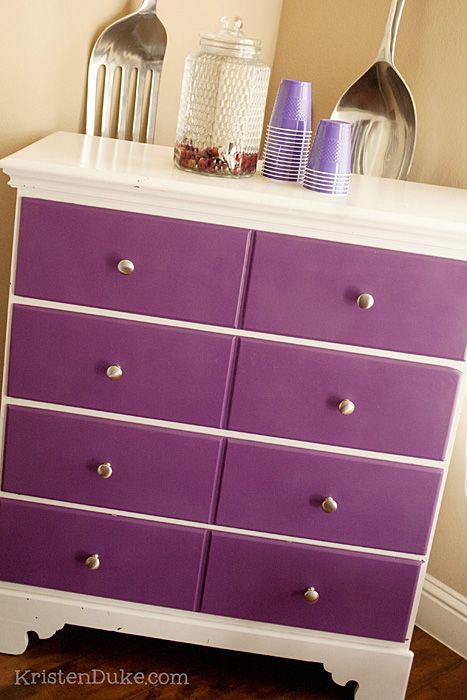 Pretty Purple Party | Purple party, Diy living room and DIY ideas