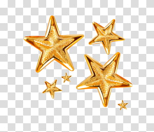 47++ Gold star clipart no background information