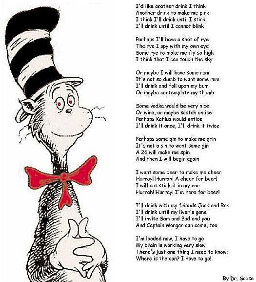 Funny Poems, Funny Birthday