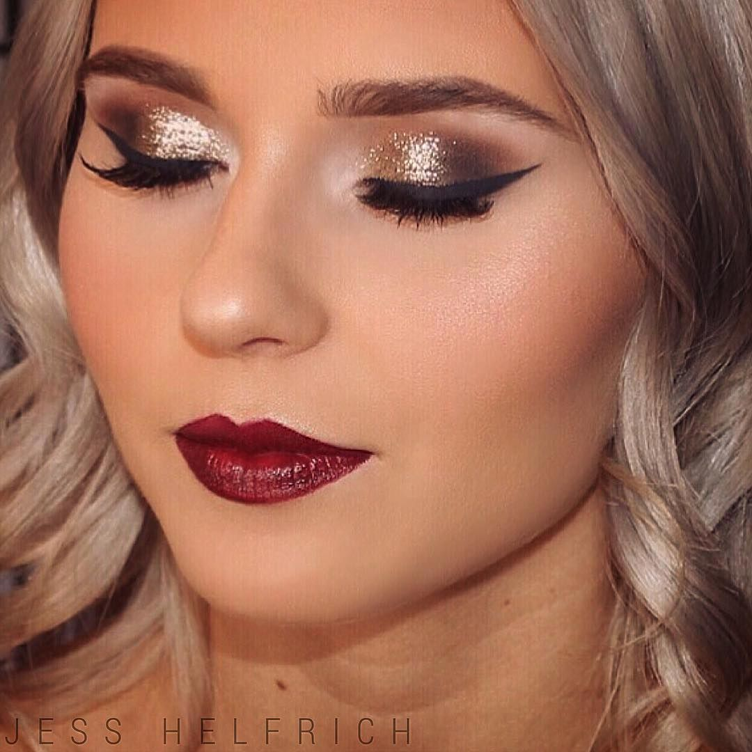 10 Holiday Makeup Styles For All Your Upcoming Events  Makeup for