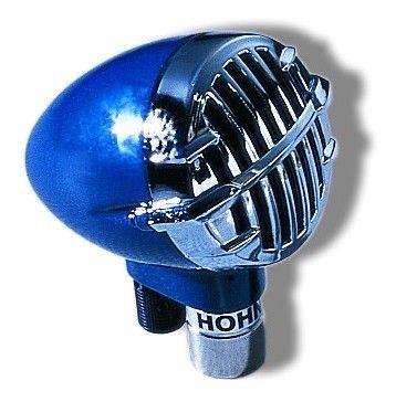 Hohner Harmonica Mic Bluesblaster