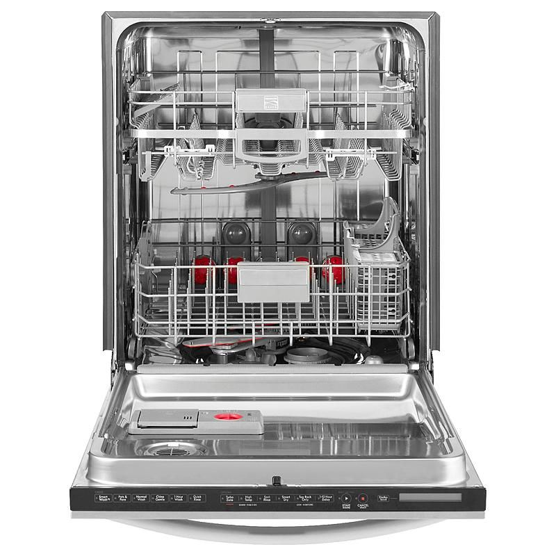 Kenmore Dishwasher Reviews >> Kenmore Pro 12803 24 Built In Dishwasher Stainless Steel