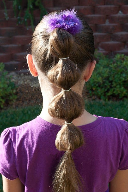 This hairstyle is borrowed from the fabulous Mindy over at Adopt A Do and she calls it the ...