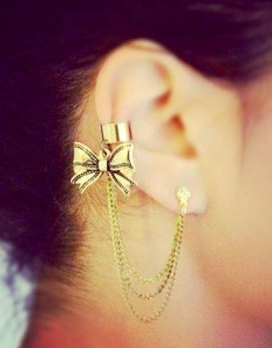 Accessorizing: Cuff Earing!