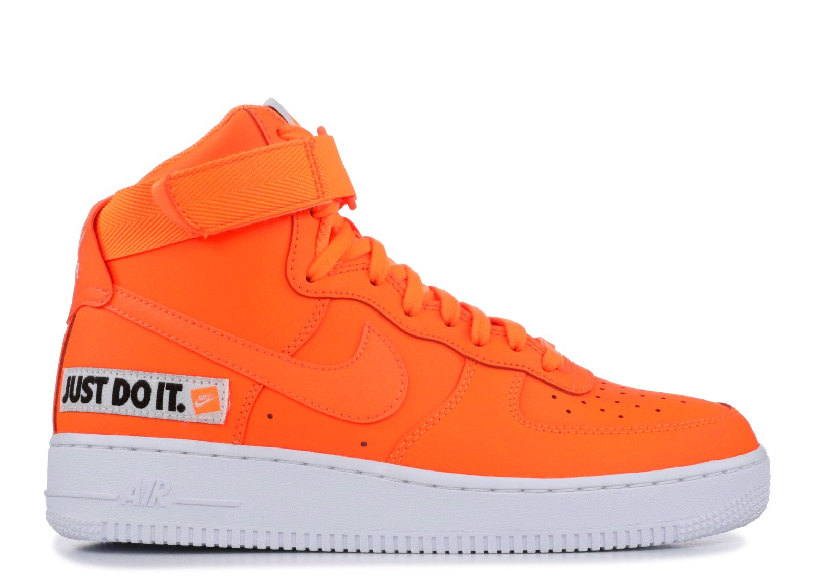 Air Force 1 Hi Lv8 Jdi Just Do It Womens Shoes Wedges