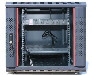 Know All About 12u 36in Knock Down Server Rack Cabinet With Casters Server Rack Network Attached Storage Server