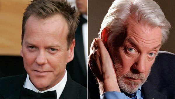 Image result for kiefer and donald sutherland