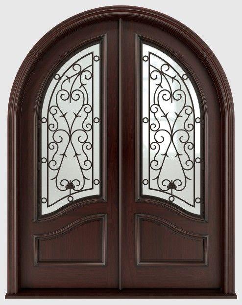 Decorative Exterior Doors For Sale