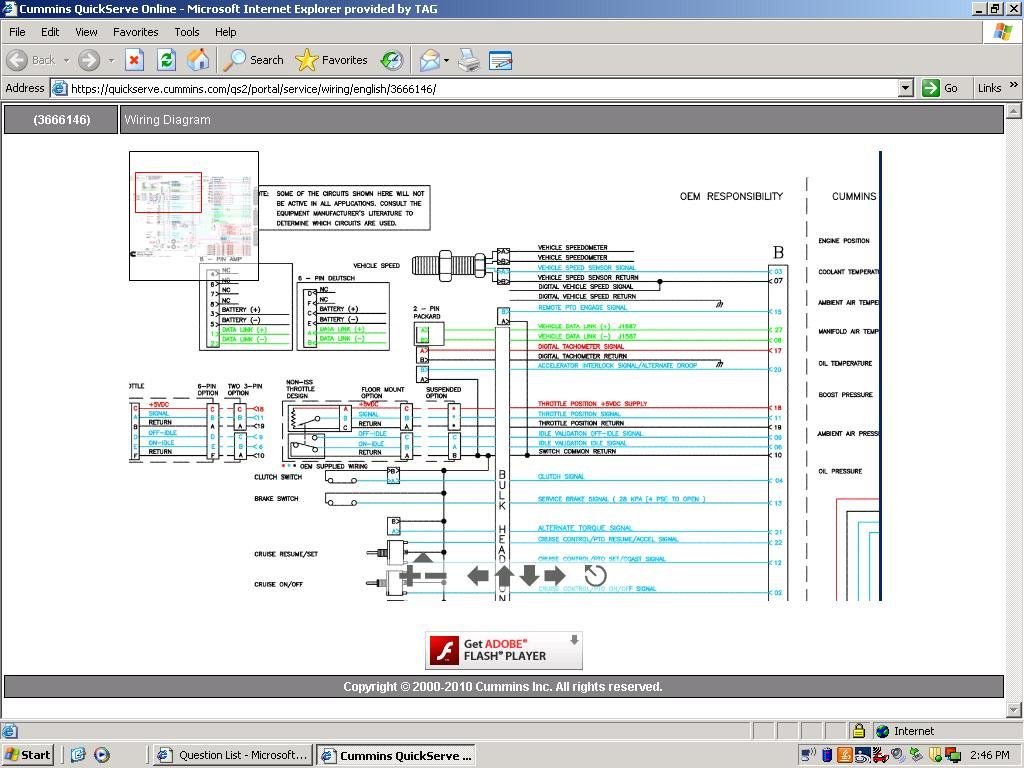 medium resolution of cummins n14 celect wiring diagram within at